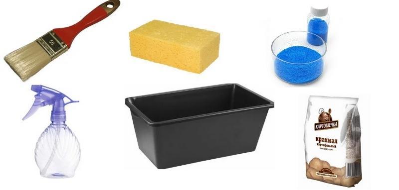 Инструменты для химического удаления старого покрытия
