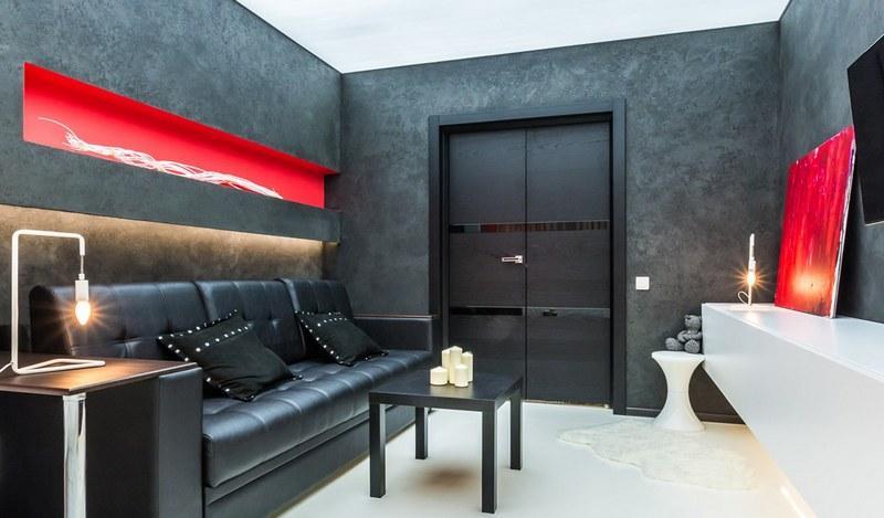 Отделка стен в марокканском стиле
