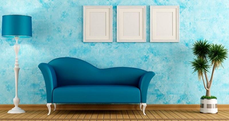 Шелковая штукатурка легко впитывает влагу и запахи, поэтому материал не рекомендуется для отделки кухонь и ванных комнат