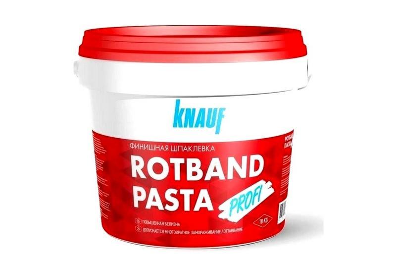Шпаклевка «Кнауф» - пластичный раствор, имеющий высокую степень адгезии с любыми типами материалов