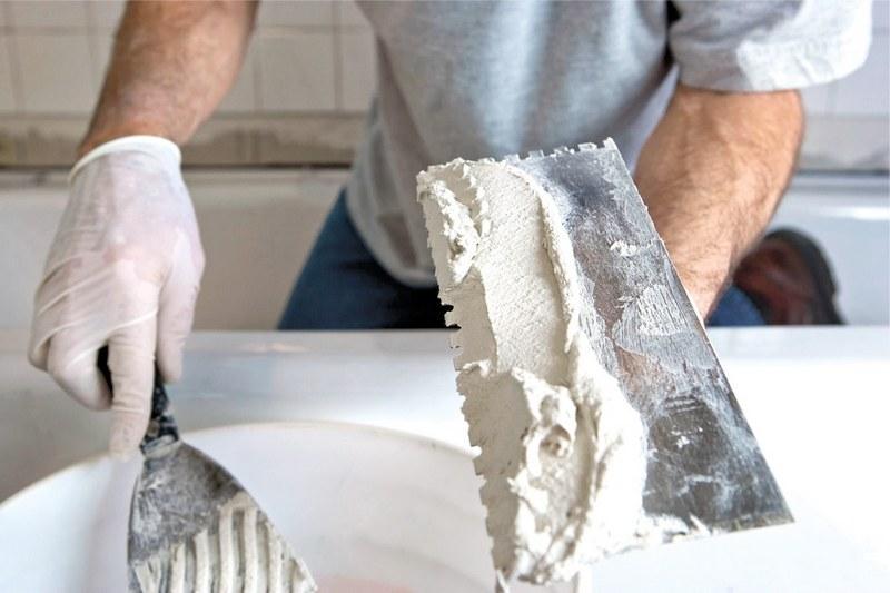 Тепловые характеристики штукатурки зависят от плотности примененных в ней компонентов