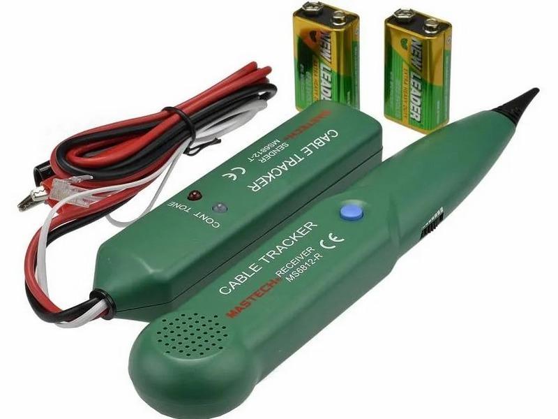 Трассоискатель - профессиональное устройство, которое быстро и точно найдёт обрыв скрытой проводки