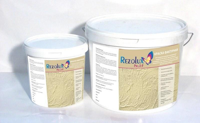 Фактурная краска - экологически чистый, гипоаллергенный материал, устойчивый к перепадам температур