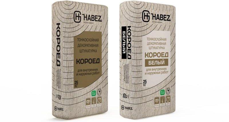 Гипсовый вариант штукатурки Короед используют только в помещениях с нормальным уровнем влажности