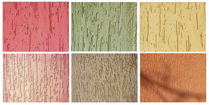 «Короед» - это декоративное покрытие, имитирующее поверхность, изъеденную древесным жуком