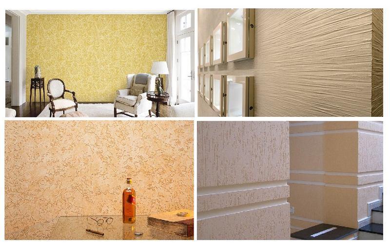 Короед применяется для оформления интерьера помещений в домах и квартирах
