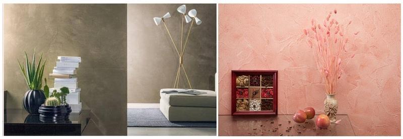 Отделка стен должна сочетаться с предметами интерьера в помещении