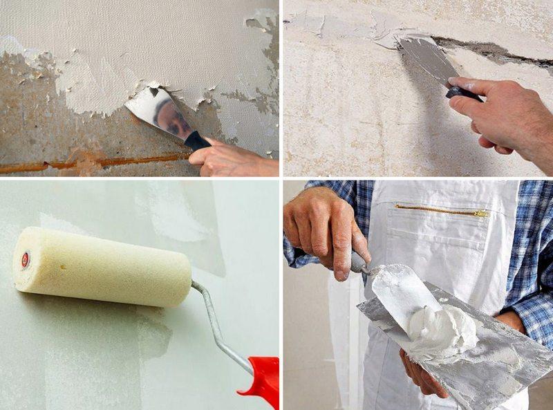 Перед тем как приступить к облицовке, необходимо подготовить поверхность