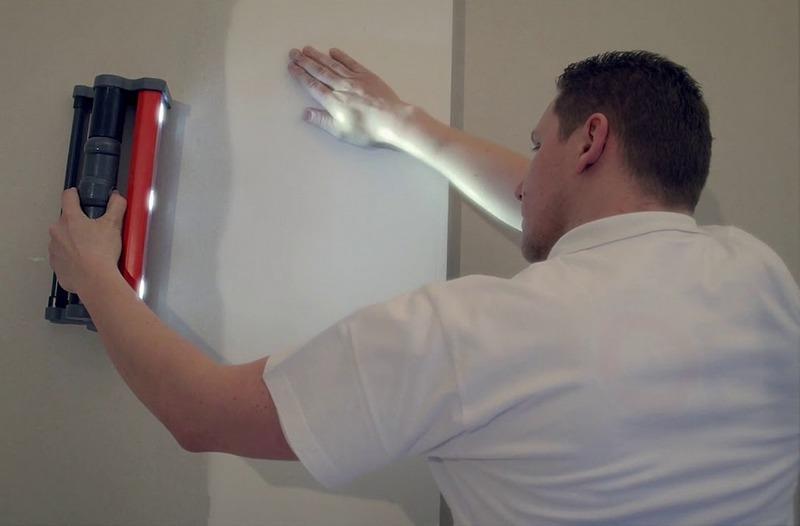 Проверка боковой подсветкой