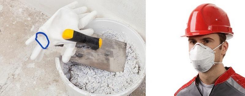 Работая с хлорированными растворами, следует применять респираторы и другие средства защиты