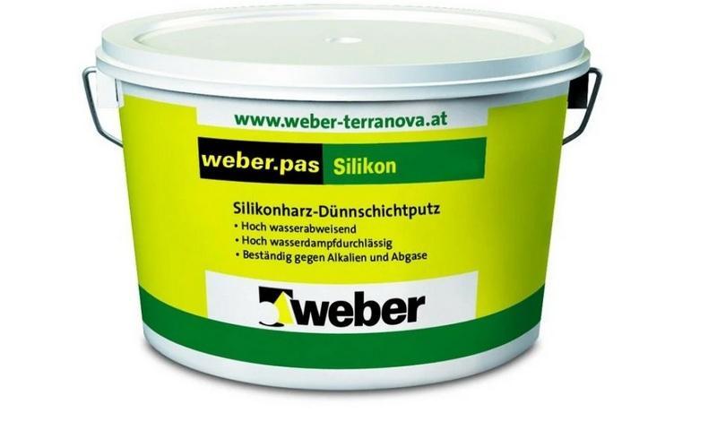 Шпаклевка Weber lr создает универсальную поверхность для дальнейшей отделки