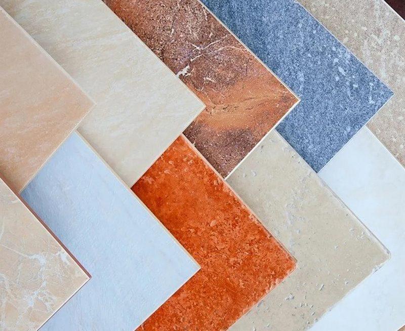 Выбирая керамическую плитку, следует оценить качество материала и его технические параметры