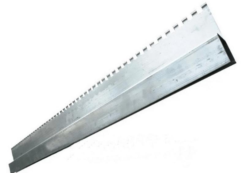 Зубчатым правилом можно воспользоваться при нанесении нескольких слоев покрытия